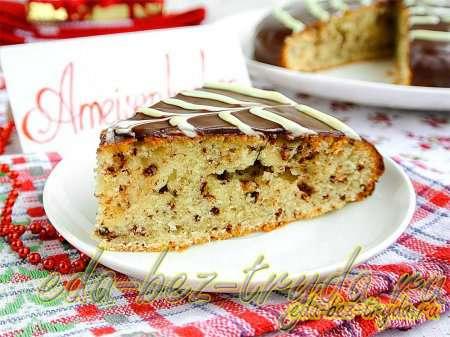 Муравьиный пирог рецепт с фото