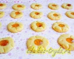 Печенье курабье 5 шаг