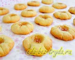 Печенье курабье 6 шаг