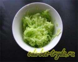 Салат овощной 6 шаг