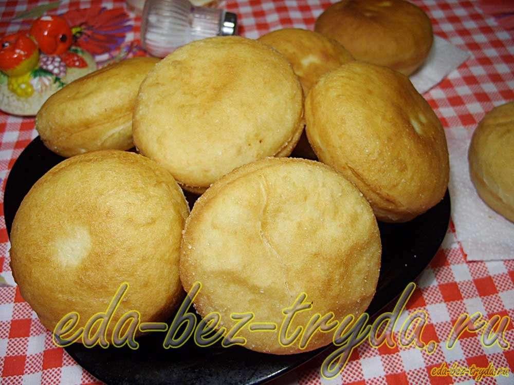 Пирожки с капустой рецепт рецепт с фото