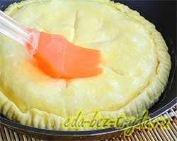 Сырный пирог 7 шаг