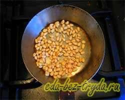 Теплый овощной салат 8 шаг