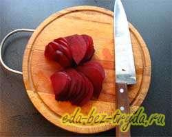 Теплый овощной салат 9 шаг
