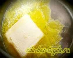 Лимонные профитроли 2 шаг