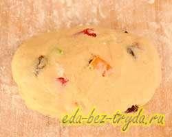 Пасхальное печенье 7 шаг