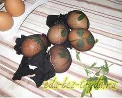 Пасхальные яйца 3 шаг