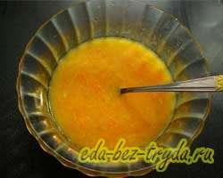 Апельсиновый кекс 6 шаг