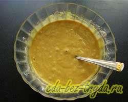 Апельсиновый кекс 8 шаг