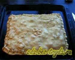 Пирог с говядиной 15 шаг