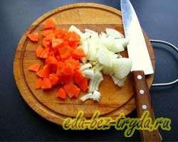 Гороховый суп 1 шаг