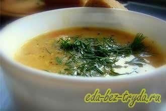 Гороховый суп рецепт