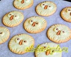 Печенье совы 10 шаг