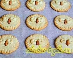 Печенье совы 9 шаг