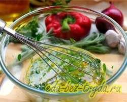 Фриттата с овощами 6 шаг