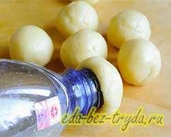 Печенье грибочки 7 шаг