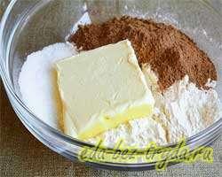 Сметанное домашнее мороженое 3 шаг