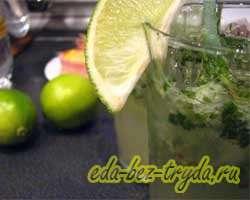 Мохито безалкогольный 6 шаг