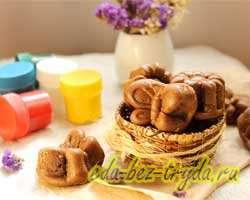 Шоколадные бисквиты 6 шаг