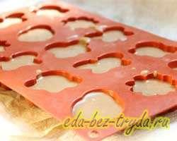 Шоколадные бисквиты 5 шаг