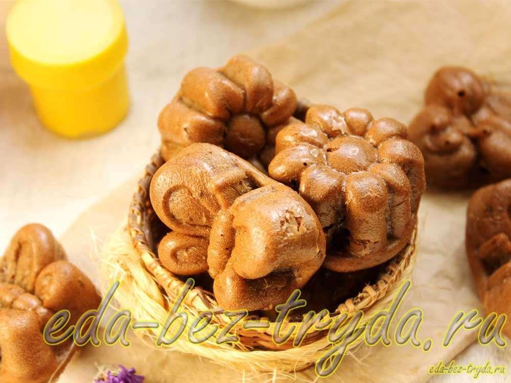 Шоколадные бисквиты рецепт с фото
