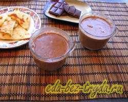 Горячий шоколад 4 шаг