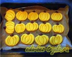 Печенье на Хэллоуин 9 шаг