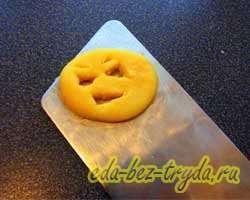 Печенье на Хэллоуин 10 шаг