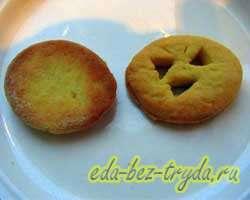 Печенье на Хэллоуин 11 шаг