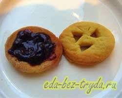 Печенье на Хэллоуин 12 шаг