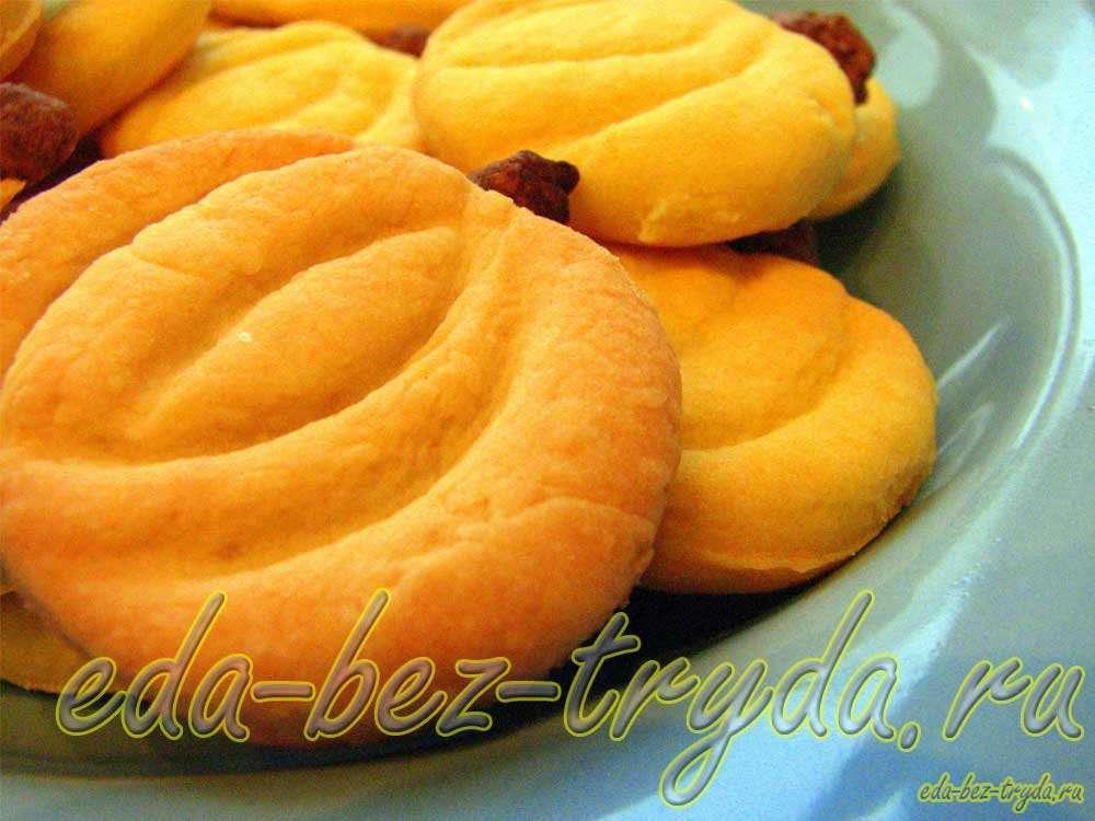 Печенье на Хэллоуин рецепт с фото