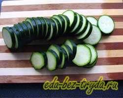 Фасоль с овощами 1 шаг