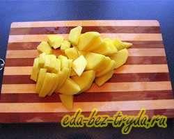 Фасоль с овощами 4 шаг