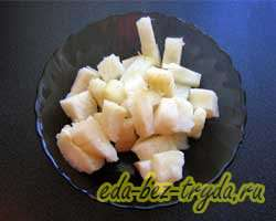 Паста с морепродуктами в сливочном соусе 4 шаг