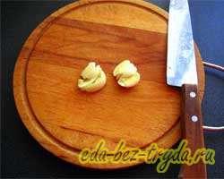 Паста с морепродуктами в сливочном соусе 1 шаг