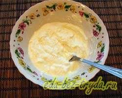 Вкусные сырники 1 шаг