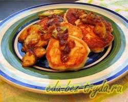 Вкусные сырники 8 шаг