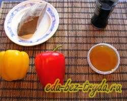 как приготовить Мясные рулетики с болгарским перцем