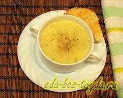 Суп-пюре из корня сельдерея 4 шаг