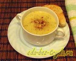 Суп-пюре из корня сельдерея 5 шаг