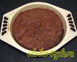 Шоколадный торт 8 шаг