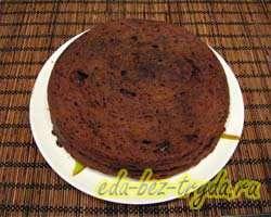 Шоколадный торт 14 шаг
