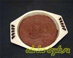 Шоколадный торт 7 шаг