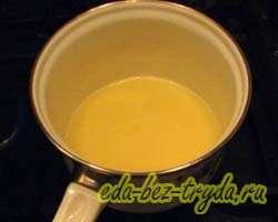 Суп пюре из шампиньонов 3 шаг