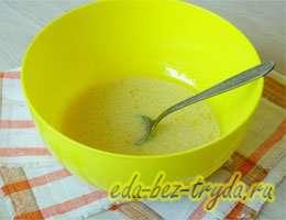 Сосиски в тесте рецепт 2 шаг