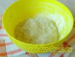 Сосиски в тесте рецепт 3 шаг