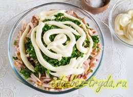 Салат весна рецепт 6 шаг