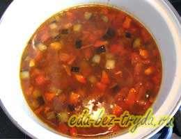 Суп из чечевицы 10 шаг