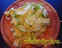 Кус-кус с мясом и овощами 5 шаг