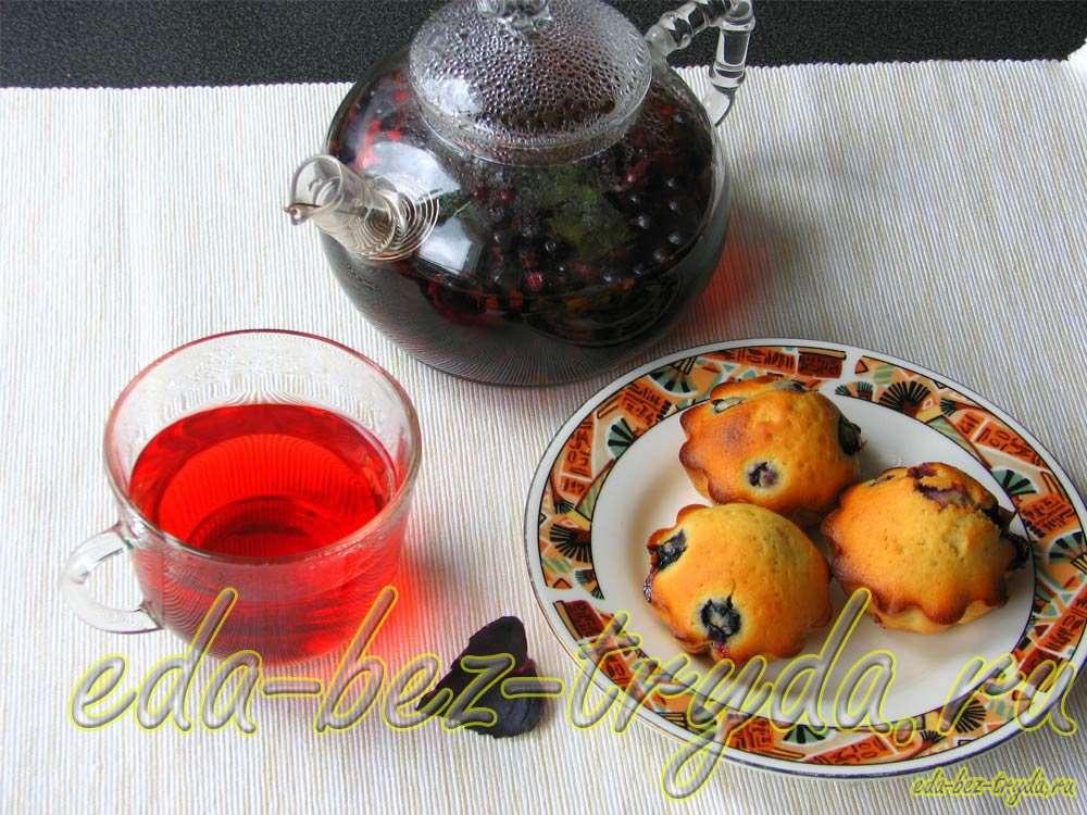 Смородиновый чай рецепт с фото